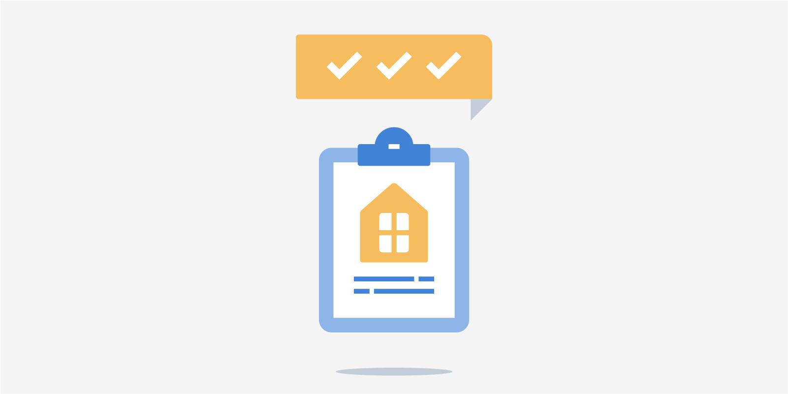 Checkliste für den Immobilienverkauf